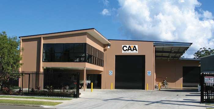 CAA-factory