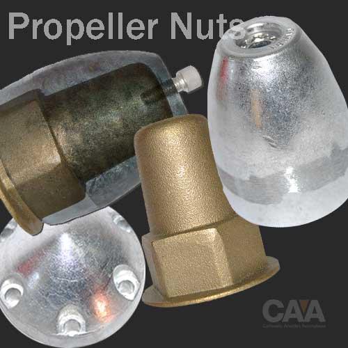 Propeller Nut