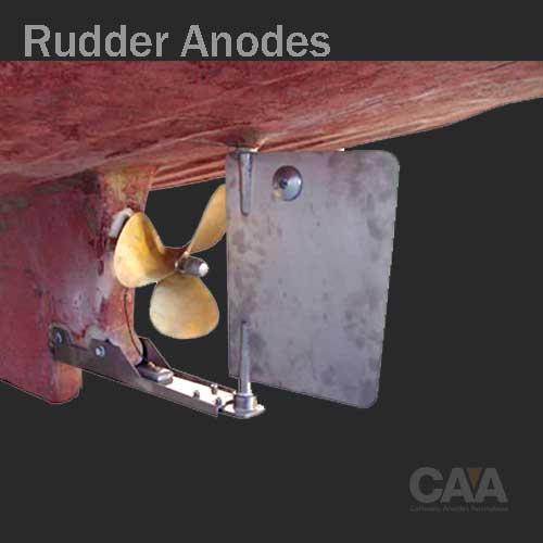 Rudder Anodes
