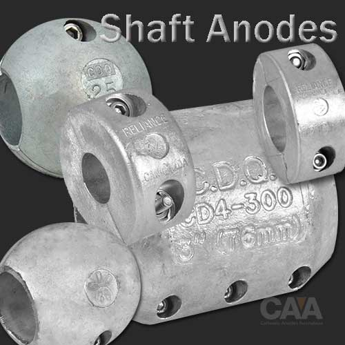 Shaft Anodes